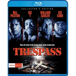 Trespass Blu-ray Cover