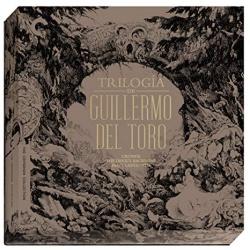 Trilogia de Guillermo del Toro Blu-ray Cover