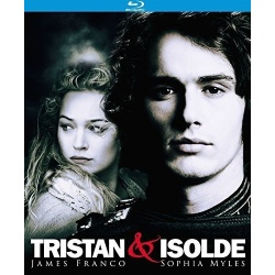 Tristan + Isolde Blu-ray Cover