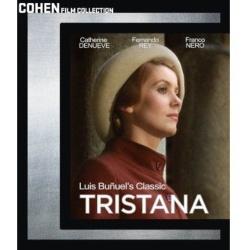 Tristana Blu-ray Cover