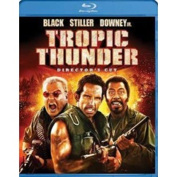 Tropic Thunder Blu-ray Cover