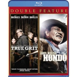 True Grit / Hondo Blu-ray Cover