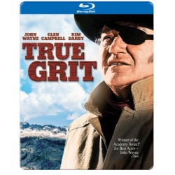 True Grit (Steelbook) Blu-ray Cover