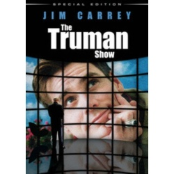Truman Show Blu-ray Cover