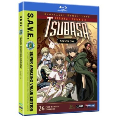 Tsubasa RESERVoir CHRoNiCLE: Season One Blu-ray Disc Title