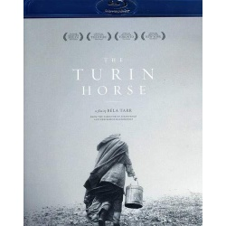 Turin Horse Blu-ray Cover