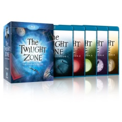Twilight Zone: The Complete Series Blu-ray Cover