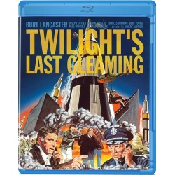 Twilight's Last Gleaming Blu-ray Cover