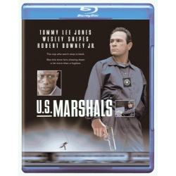 U.S. Marshals Blu-ray Cover