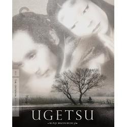 Ugetsu Blu-ray Cover