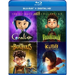 Ultimate Laika Collection Blu-ray Cover