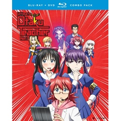 Ultimate Otaku Teacher: Part 2 Blu-ray Cover