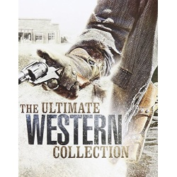 Ultimate Western Collection Blu-ray Cover