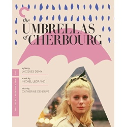 Umbrellas of Cherbourg Blu-ray Cover