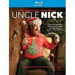 Uncle Nick Blu-ray Cover