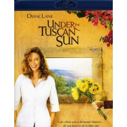 Under the Tuscan Sun Blu-ray Cover