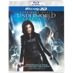 Underworld: Awakening Blu-ray Cover
