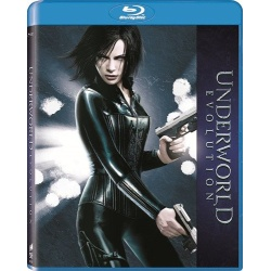 Underworld: Evolution Blu-ray Cover