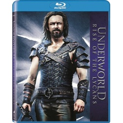 Underworld: Rise of the Lycans Blu-ray Cover