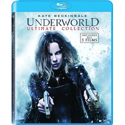 Underworld: Ultimate Collection Blu-ray Cover