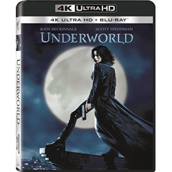 Underworld Blu-ray Cover