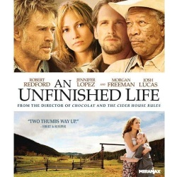 Unfinished Life Blu-ray Cover