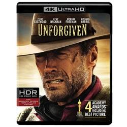 Unforgiven Blu-ray Cover