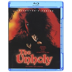 Unholy Blu-ray Cover
