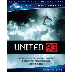United 93 Blu-ray Cover