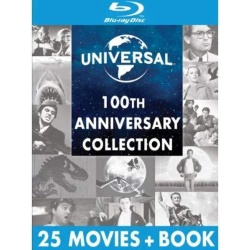 Universal 100th Anniversary Collection Blu-ray Cover