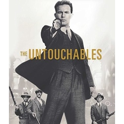 Untouchables Blu-ray Cover