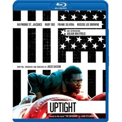 Up Tight! Blu-ray Cover