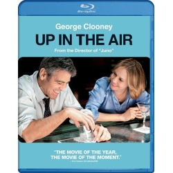 Up in the Air Blu-ray Cover