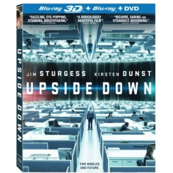 Upside Down Blu-ray Cover