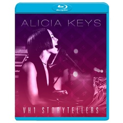 VH1 Storytellers: Alicia Keys Blu-ray Cover