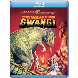 Valley of Gwangi Blu-ray Cover
