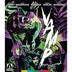 Vamp Blu-ray Cover