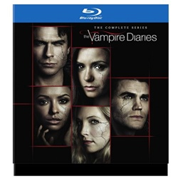 Vampire Diaries: The Complete Series Blu-ray Cover