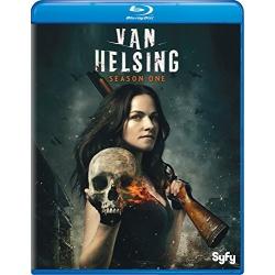 Van Helsing: Season 1 Blu-ray Cover