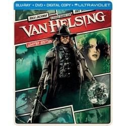 Van Helsing Blu-ray Cover