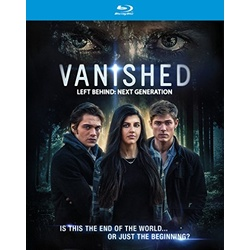 Vanished: Left Behind - Next Generation Blu-ray Cover
