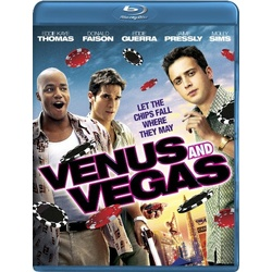 Venus and Vegas Blu-ray Cover