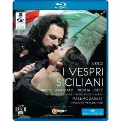 Verdi: I Vespri Siciliani Blu-ray Cover