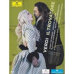 Verdi: Il Trovatore Blu-ray Cover