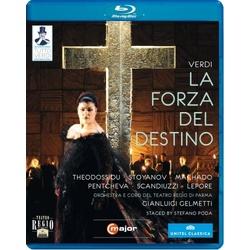 Verdi: La Forza Del Destino Blu-ray Cover