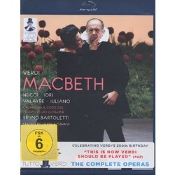 Verdi: Macbeth Blu-ray Cover
