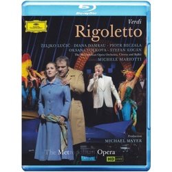 Verdi: Rigoletto Blu-ray Cover