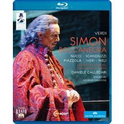 Verdi: Simon Boccanegra Blu-ray Cover