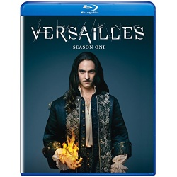Versailles: Season 1 Blu-ray Cover