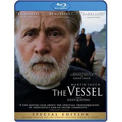 Vessel Blu-ray Cover